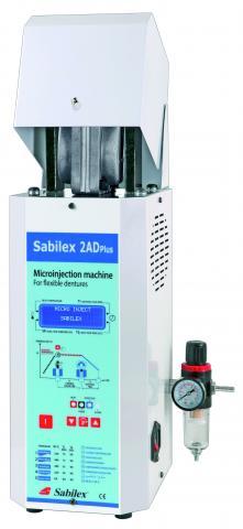 термопресс инжектор литьевая машина для протезов Sabilex 2AD PLUS