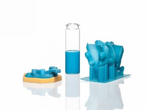 NextDent Tray, Высококачественный материал для 3D-печати индивидуальных оттискных ложек