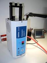 Sabilex 2AD - автоматический пресс, термопресс Термопрессы для нейлоновых протезов