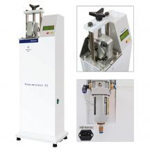 Пресс для изготовления зубных протезов автоматический пресс, термопресс Vertex ThermoJect 22